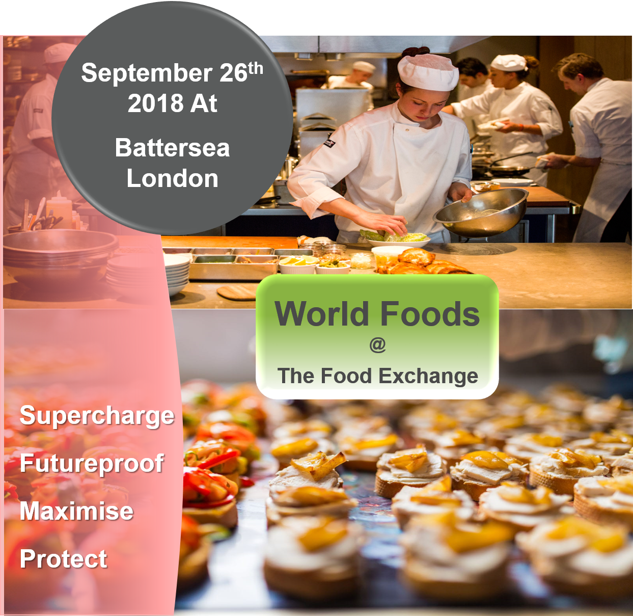 World Food at the Food Exchange